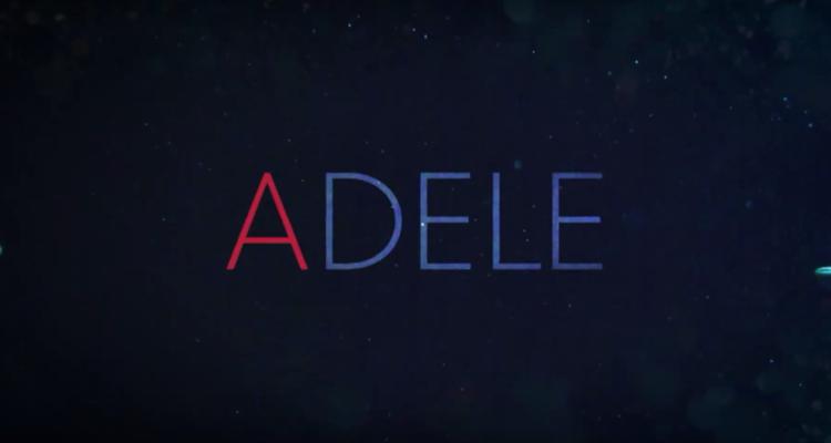Anthony Sinatra x Adèle's soundtrack