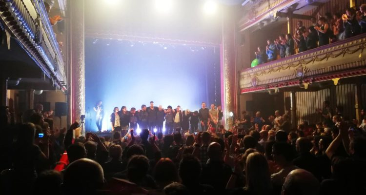 Piano club bows out with a last sold out concert at the Trocadero!