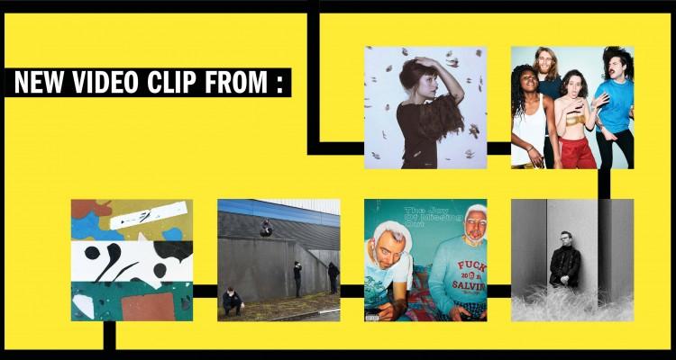 Nouveaux clips pour nos artistes jauneorange publishing