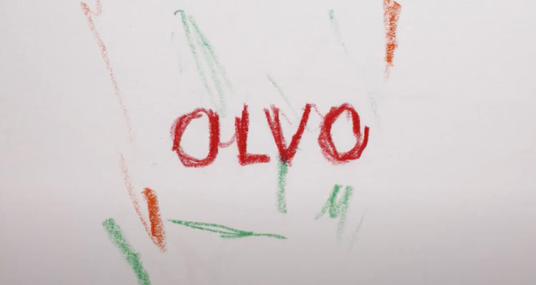 OLVO 'Never Give Up' new single!