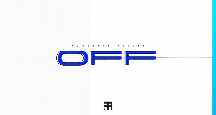 Augustin Fievet new single 'OFF'