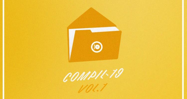JauneOrange présente le premier volume des Compil-19 !